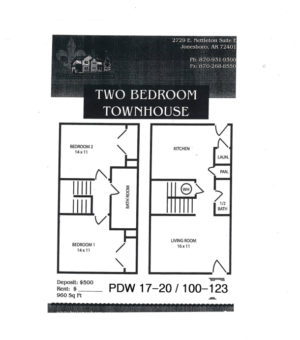 Savannah Hills Floor Plan